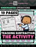Teaching Subtraction: The Activity