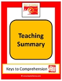 Teaching Summary