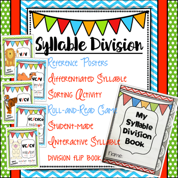 Teaching Syllable Division Patterns
