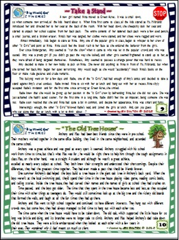 Finding & Teaching THEME: Task Cards & More (DIFFERENTIATED)