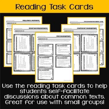 Teaching & Talking about Story Development