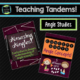 Types of Angles and Angle Activities Bundle