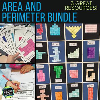 Teaching Tandems:  Area and Perimeter