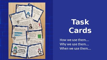 Teaching Taskcards