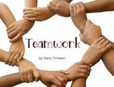 Teaching Teamwork through Collaborative Conversations