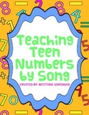 Teaching Teen Numbers: A Song to Help Students Remember Teens