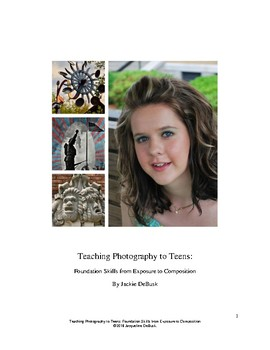 Teaching Teens Photography: From Exposure to Composition