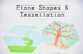 Teaching Tessellations to Toddlers(Printable)