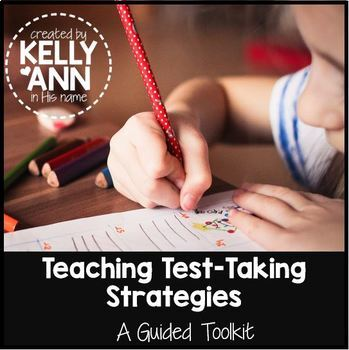 Test Prep {Test Taking Strategies and Practice}