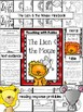 Teaching Text Evidence With Fables: The Lion & the Mouse