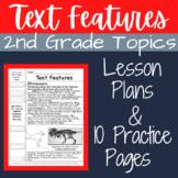 Teaching Text Features: A Nonfiction Common Core Aligned Unit