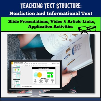 Teaching Text Structure: Nonfiction Text Structure and Informational Texts