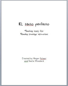 "Teaching Texto Perfecto (""Just Right"" Books)"