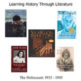 Teaching The Holocaust Through Literacy