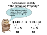 Teaching The Properties of Addition