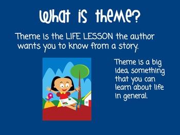Teaching Theme