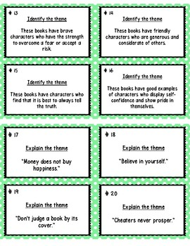 Teaching Theme- 4th grade + - Common Core Aligned