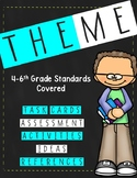 Teaching Theme- 4th grade + - Common Core Aligned- UPDATED!