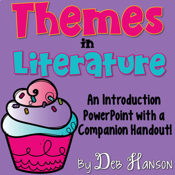 theme powerpoint lessondeb hanson | teachers pay teachers, Powerpoint templates