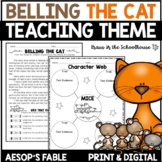 Teaching Theme with Fables - Belling the Cat