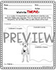 Teaching Theme - Differentiated Graphic Organizers - with STICKY NOTE TEMPLATES