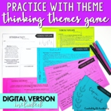 Teaching Theme in Literature Activity Hands-On Game
