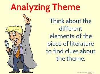 Teaching Theme Mini-Unit