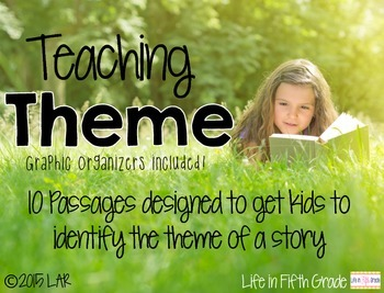 Teaching Theme: Passages Designed to Identify Theme