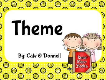 Teaching Theme: Presentation and Two Quizzes