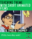 Teaching Theme With Short Animated Films