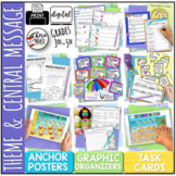 Themes in Literature Central Message 3rd, 4th & 5th Grades  RL3.2 RL4.2 RL5.2