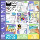 Themes in Literature Central Message Summarizing Print & Digital RL3.2 4.2 5.2