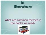Teaching Theme in Literature
