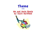 Teaching Theme using Me and Uncle Romie - a Shared Inquiry Lesson