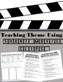 Teaching Theme with Pixar Shorts (Activity and Assessment)