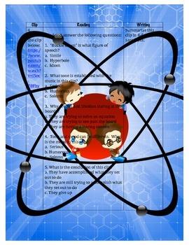 Teaching Through TV: Big Bang Theory