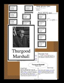 Teaching Thurgood Marshall MegaPack
