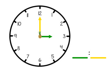 Teaching Time: Time to the Hour