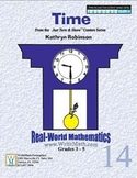 Teaching Time Worksheets | Elementary Math Worksheets | 3rd, 4th, 5th Grade