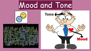 Teaching Tone and Mood through Music: Powerpoint and Worksheet