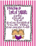 Teaching: Types of Syllables