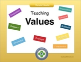 Teaching Values-Character Education