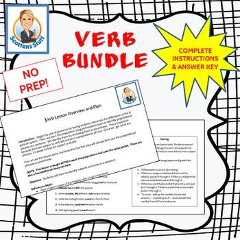 Teaching Verb Bundle