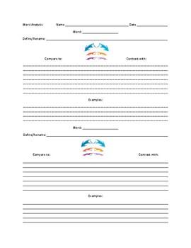 Teaching Vocabulary through Word Analysis
