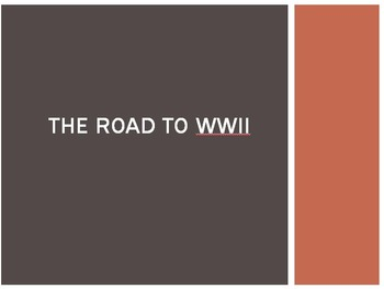 Teaching WWII for United States History