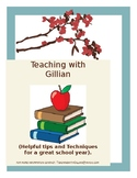 Teaching With Gillian Handout Guide