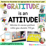 Gratitude is an Attitude { Teaching With Gratitude }