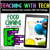 Teaching With Tech: Food Chains | #STEMstravaganza1