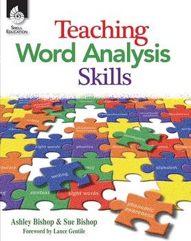 Teaching Word Analysis Skills (eBook)