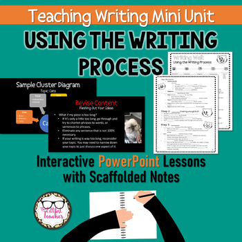 Teaching Writing Using the Writing Process for High School Composition